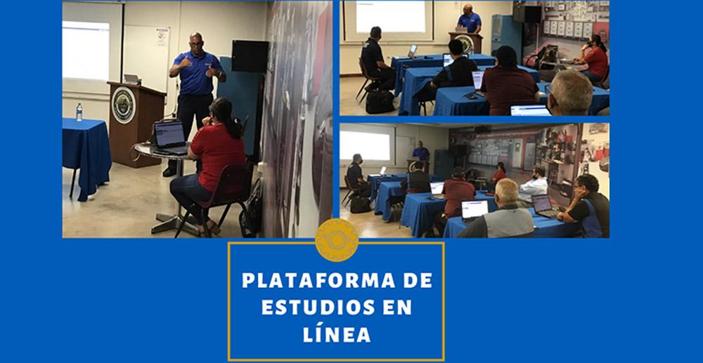 Plataforma de Estudios en Linea