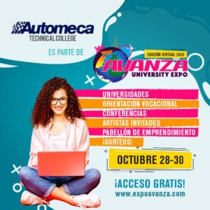 Avanza University Expo